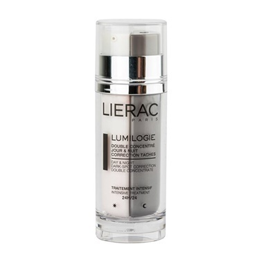 Lierac LIERAC Lumilogie Day & Night Dark Spot Correction Double Concentrate 30 ml Renksiz